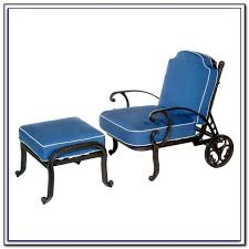slingback patio chairs with ottoman patios home decorating