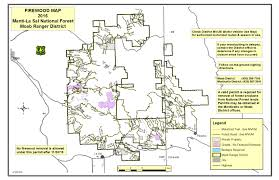 Map Of Moab Utah by Manti La Sal National Forest Forest Products Permits