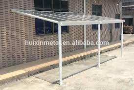 balkon vordach robust aluminium polycarbonat terrasse abdeckung balkon vordach