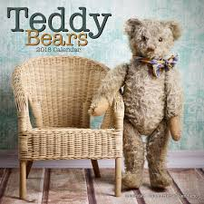 teddy bear calendar 2017 30241 17 children u0026 kids