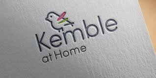 At Home Logo Kemble At Home Reech Media