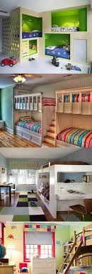 Cool Boy Bunk Beds The Furnitur Look Of This Not Diy Sherry Interieurs