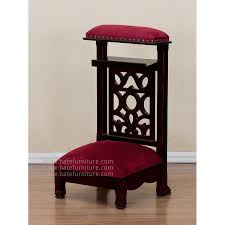 Indonesian Bedroom Furniture by Prayer Stool Indonesian French Furniture Teak Outdoor Furniture