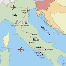 italy tours 2018 summer fall italy vacations