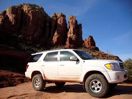 toyota sequoia lifted pics total chaos fabrication 2000 2006 tundra 2wd 4wd