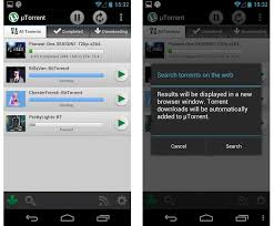 utorrent android android gets utorrent app
