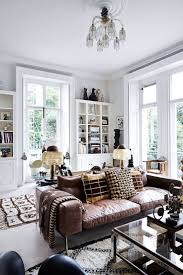 living room vases decoration wooden living room side table