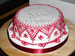 cake with moroccan henna pattern icing a friend of mine wh u2026 flickr