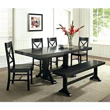 Dining Room Sets With Bench Seating Kitchen Dinette Sets 7 Dining Room Set Kitchen
