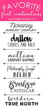 favorite font combinations volume 2 font pairings fonts and