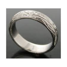 ethical wedding bands the caruso ethical wedding band eco green jewelry houston eco