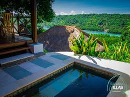 deluxe bungalow with plunge pool twin island villas