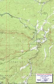 Fort Wilderness Map Crown Point B 17 Loop Comanche Peak Wilderness Colorado Free