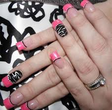 nail art designs in pink image collections nail art designs