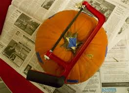 how to carve polyhedral pumpkins math craft wonderhowto
