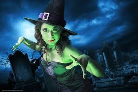 download wallpaper cemetery halloween witch free desktop