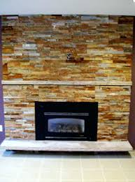 stacked stone fireplace designs dry stack pictures images ideas