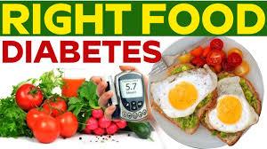 right food for diabetes free diabetes youtube
