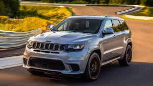 Brighten Up Your Labor Day With This 707 Hp Jeep Grand Cherokee