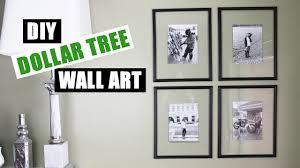 Dollar Store Diy Home Decor by Dollar Tree Diy Floating Frame Art Dollar Store Diy Gallery Wall