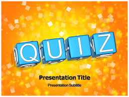 powerpoint quiz template free free quiz template powerpoint free