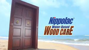 nippolac water based wood care youtube