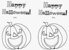 happy halloween coloring pages printable halloween coloring pages of pumpkins gallery coloring page