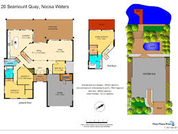 west quay floor plan noosa waters accommodation by dowling and neylan id 452