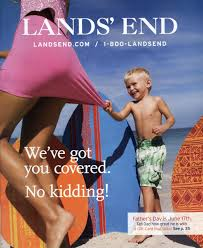 lands end christmas land s end ceo we don t just strive to satisfy customers we