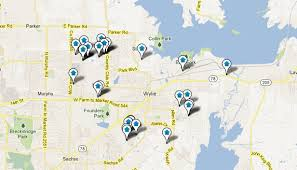 wylie tx map wylie homes for sale and estate mls search