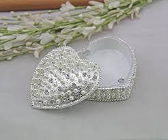 jewelry box favors rba1012 bigger heart shape bead jewellery box jewelry box