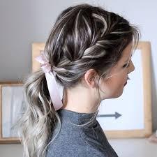 heatless hairstyles heatless hairstyles for fine hair erin elizabeth