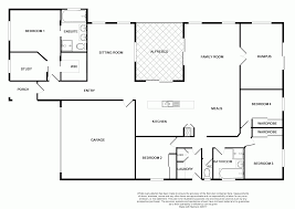 bradford floor plan 66 bradford drive cranbourne east vic 3977 sold