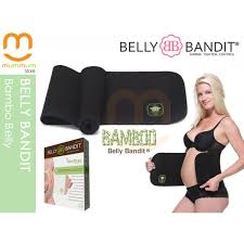 belly bandit bamboo belly bandit bamboo postpartum belly wrap black