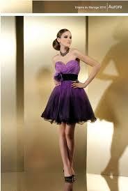 robe violette mariage se marier en blanc une seconde fois ou en ayant des enfants