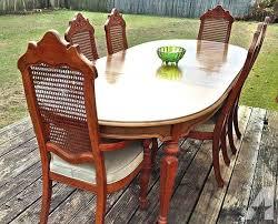 huge dining room table huge dining room table chairs beautiful vintage drexel sandia