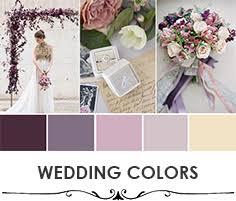 unique wedding colors top 10 wedding color scheme ideas for 2018 trends