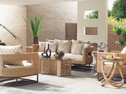Wicker Living Room Chairs by Outdoor Chair Lexington Tommy Bahama Aviona Lexington Living