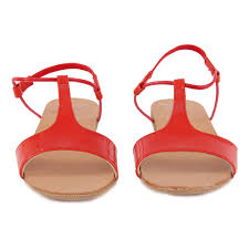 mikonos patent leather sandals red manuela de juan shoes teen