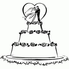 wedding cake drawing wedding cake free wedding cake clipart image 3967 wedding cake