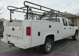 2008 chevrolet silverado 3500 crew cab utility truck item