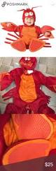 Lobster Halloween Costume Lobster Costume Cooking Mitts Claws Halloween