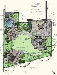 design plans i like this backyard design 1 small yard landscaping concepts
