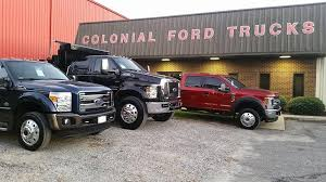 colonial ford truck sales inc colonial ford trucks of tidewater home