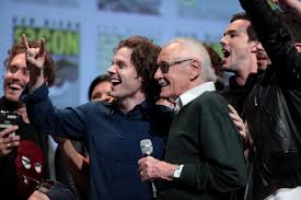file sdcc 2015 t j miller evan peters stan lee u0026 nicholas