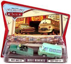 disney cars cars movie moments rusty dusty rust eze