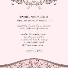wedding invitation templates simple wedding invitation templates musicalchairs us