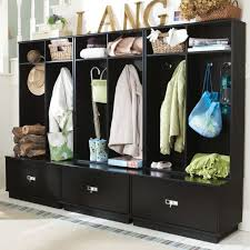 Coat Tree With Bench Charming Black Entryway Wood Hall Tree Coat Rack Storage Bench