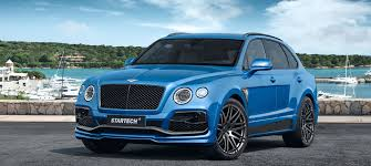 bentley bentayga 2016 price the first further refined bentley bentayga comes from startech