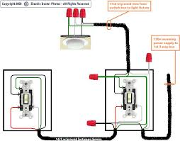 how do i wire 2 switches for same set of lights